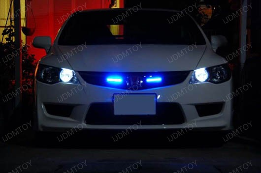 PIAA Style LED Daytime Running Lights DRL