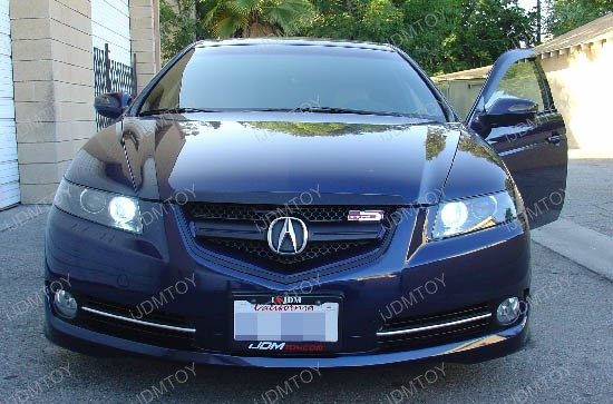 Acura Tl Led Drl IJDMTOY Blog For Automotive Lighting - Acura tl aftermarket headlights