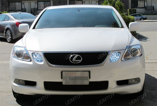 Acura Honda Lexus High Beam Led Daytime Running Lights