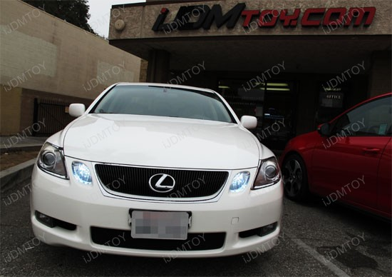 Lexus 9005 HB3 LED Daytime Running Lights DRL