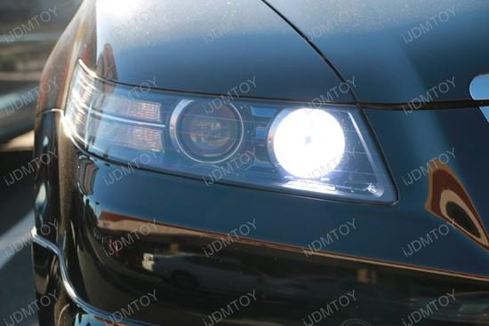 Installation  2007 2008 Acura    TL    9005 LED Daytime Running
