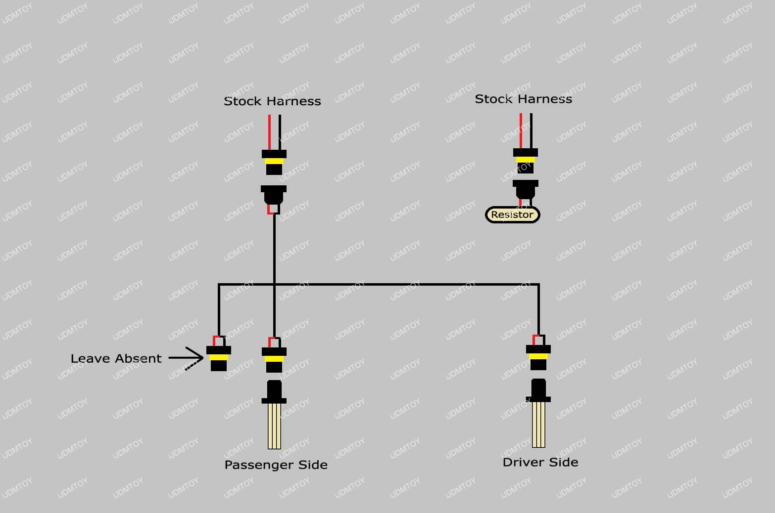 Pleasant Lexus Rx330 Rx350 9005 Led Drl Bulb Installation Guide And Diagram Wiring 101 Ferenstreekradiomeanderfmnl