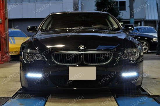 Hella LEDayLine Style LED Daytime Running Lights DRL