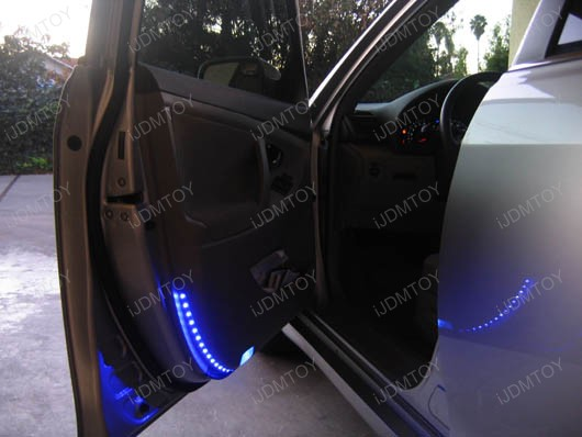 Slim SMD LED Strip Lights Car Interior