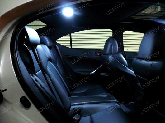 48-SMD-5050 LED Panel For Car Interior
