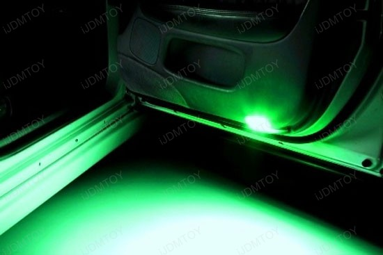 iJDMTOY Green LED Lights