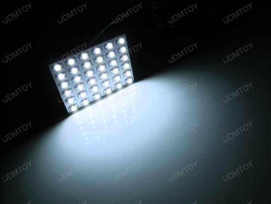 36-SMD 1210 LED PCB Panel Light