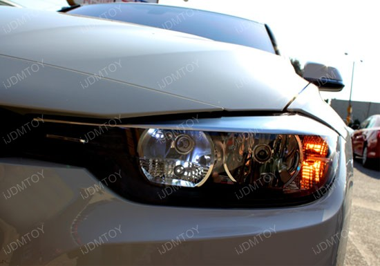 Error Free 13-SMD LED Parking Lights For BMW F30 3 Series