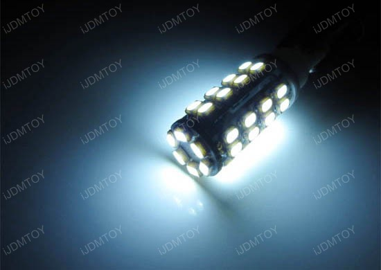 New!!! 360-Degree Shine Super Bright Xenon White 38-SMD T10 LED Wedge Light Bulbs 168 194 912 921