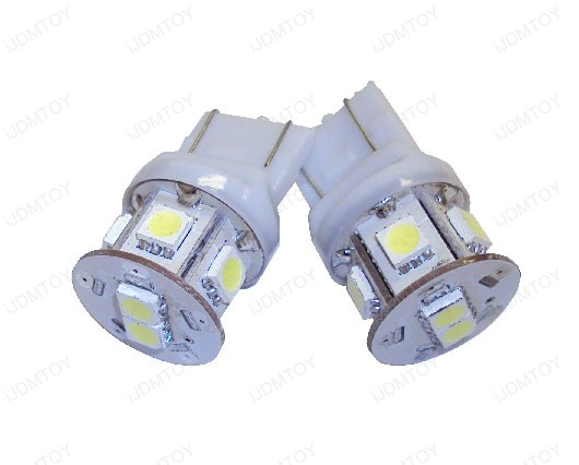 7-SMD 5050 7440 7444 T20 LED bulbS