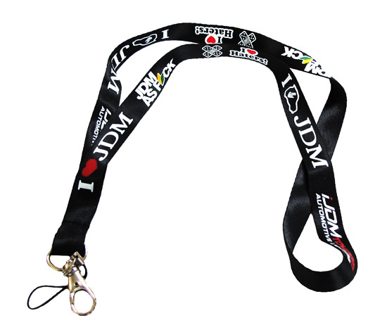 JDM Graphic Imprinted Lanyard