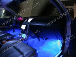 Customer Pictures After Installing iJDMTOY LED Interior Map or Dome Lights