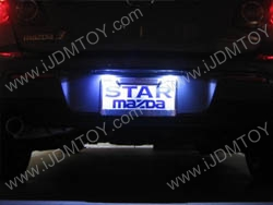 iJDMTOY LED License Plate Lights, Tag Lights, Number Plate Lights