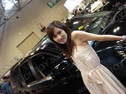 2008 Tokyo Auto Saloon Show Girl