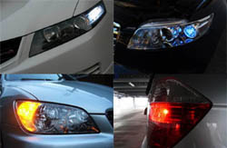 Replacment LED bulbs for Turn Signal Lights
