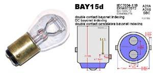 1157 BAY15d bayonet light bulbs, will replace the following bulb size: P21/4W 1016 1034 1076 1130 1154 1158 1493 2057 2357 2397 7528, etc.