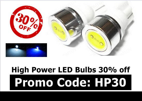 High Power LED 30% OFF