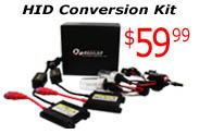 Day 1: HID Conversion Kit