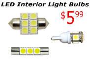 Day 2: LED Interior Light Bulbs