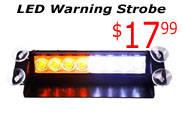Day 3: LED Warning Strobe Lights