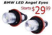 Day 4: BMW LED Angel Eyes