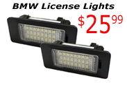 Day 7: BMW License Lights