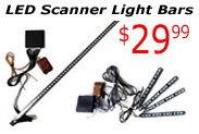 Day 8: LED Scanner Light Bars