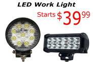 Day 10: LED Work Light