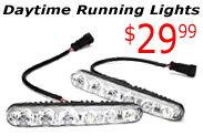Day 10: Daytime Running Lightsl