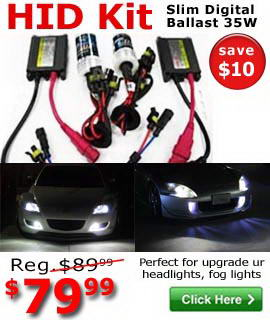 HID Conversion Kit Sales