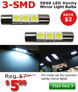 Vanity LED Bulbs On Sale