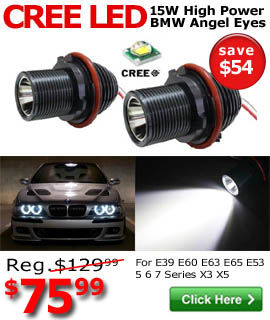 15W BMW Angel Eyes On Sale