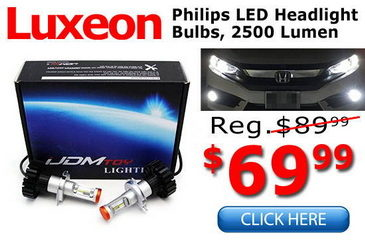 High Power LED Headlight Bulbs