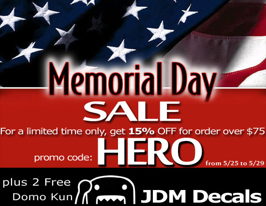 iJDMTOY Memorial Day Sale
