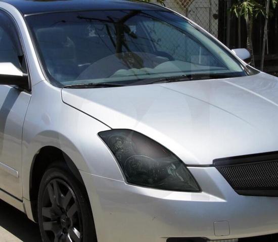 2007 2009 Nissan 350Z Smoke Housing Projector Euro Headlights