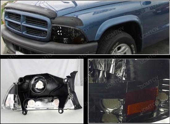 2003 Dodge Dakota Headlights Image