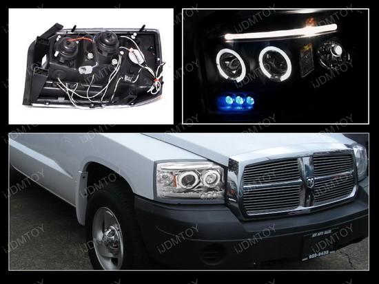 Lhp Dak Tm on Dodge Dakota Headlights