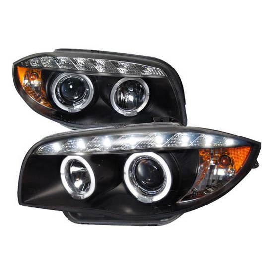aftermarket halo headlights