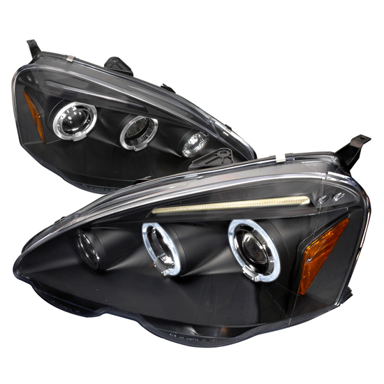 Halo Angel Eyes Projector Headlights 2