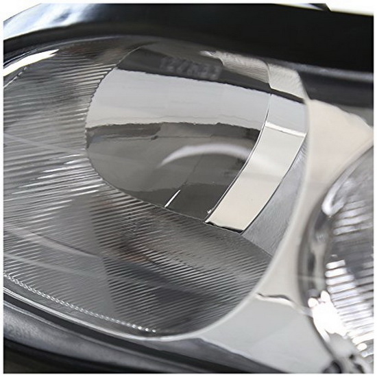 98-02 Chevrolet Camaro Chrome Euro Headlights