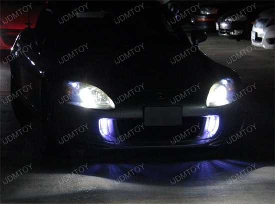 2004-2009 Honda S2000 LED Daytime Running Lights