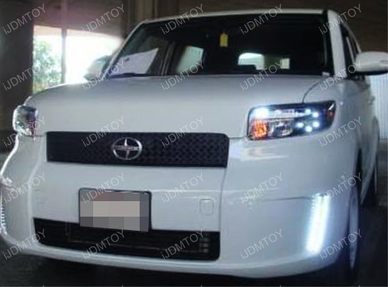 2008 and up Scion xB LED Daytime Running Lights