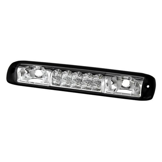99-06 Chevy Silverado Chrome Lens LED 3rd Brake Light Assembly