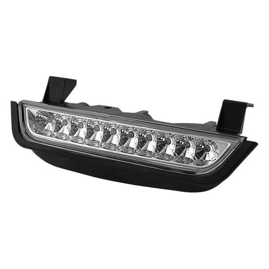 98-03 Dodge Durango Chrome Lens LED 3rd Brake Light Assembly