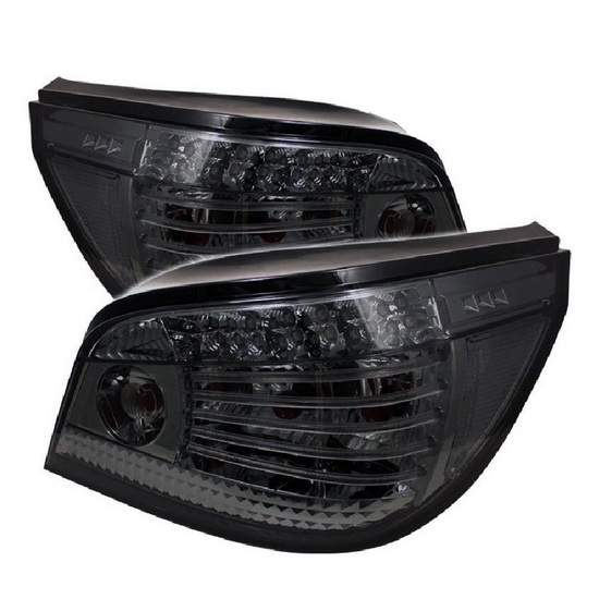 2004-2007 BMW E60 5-Series Smoke Housing LED Tail Lights