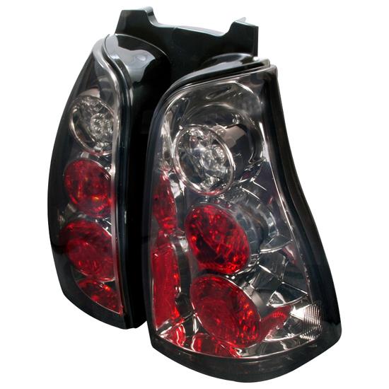 03-05 Toyota 4RUNNER SPORT UTILITY MODELS Smoked Lens Tail Lights
