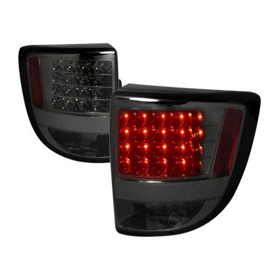 00-05 Toyota CELICA GT/GTS Smoked Lens LED Tail Lights
