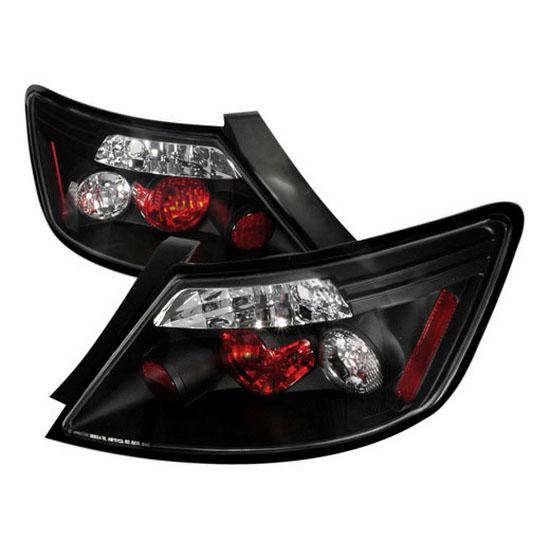 06-10 Honda CIVIC DX/DX-G EX/LX/SI Black JDM Altezza