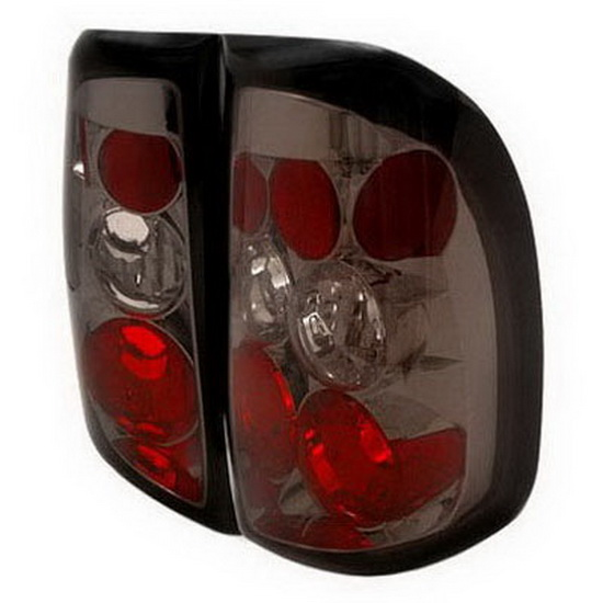 97-04 Dodge Dakota Altezza Style Smoke Euro Tail Lights