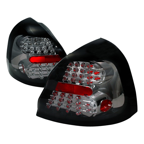 04 07 pontiac grand prix smoke led tail lights. Black Bedroom Furniture Sets. Home Design Ideas